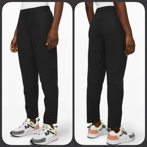Lululemon Essential High Rise Trouser Blac…